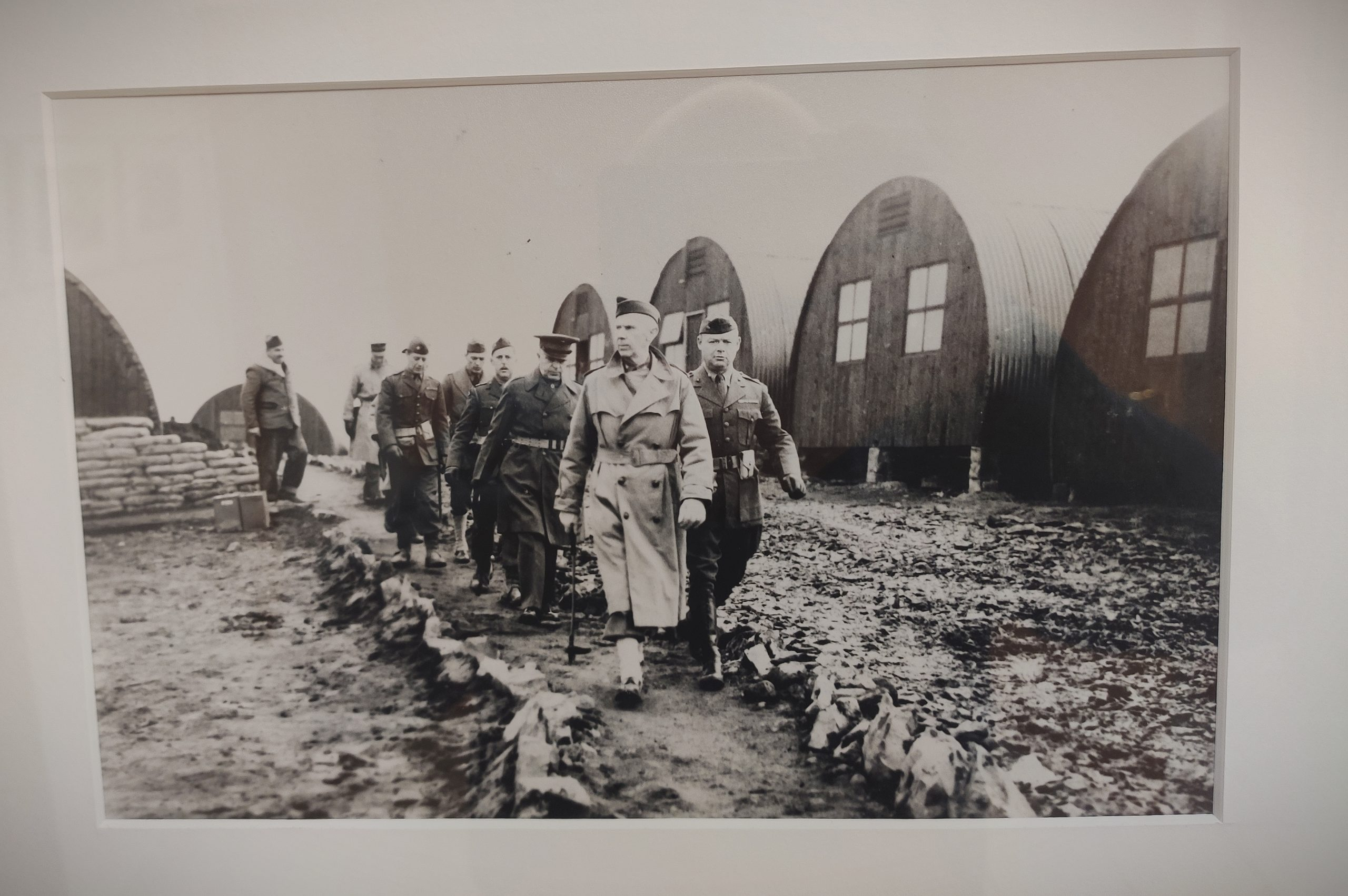 soldiers in icelandic soil