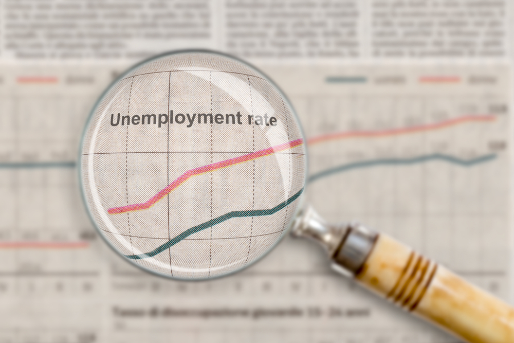 unemployment rate in Iceland in a chart